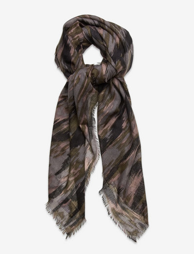 Day Deluxe Marble Scarf - kevyet huivit - lead