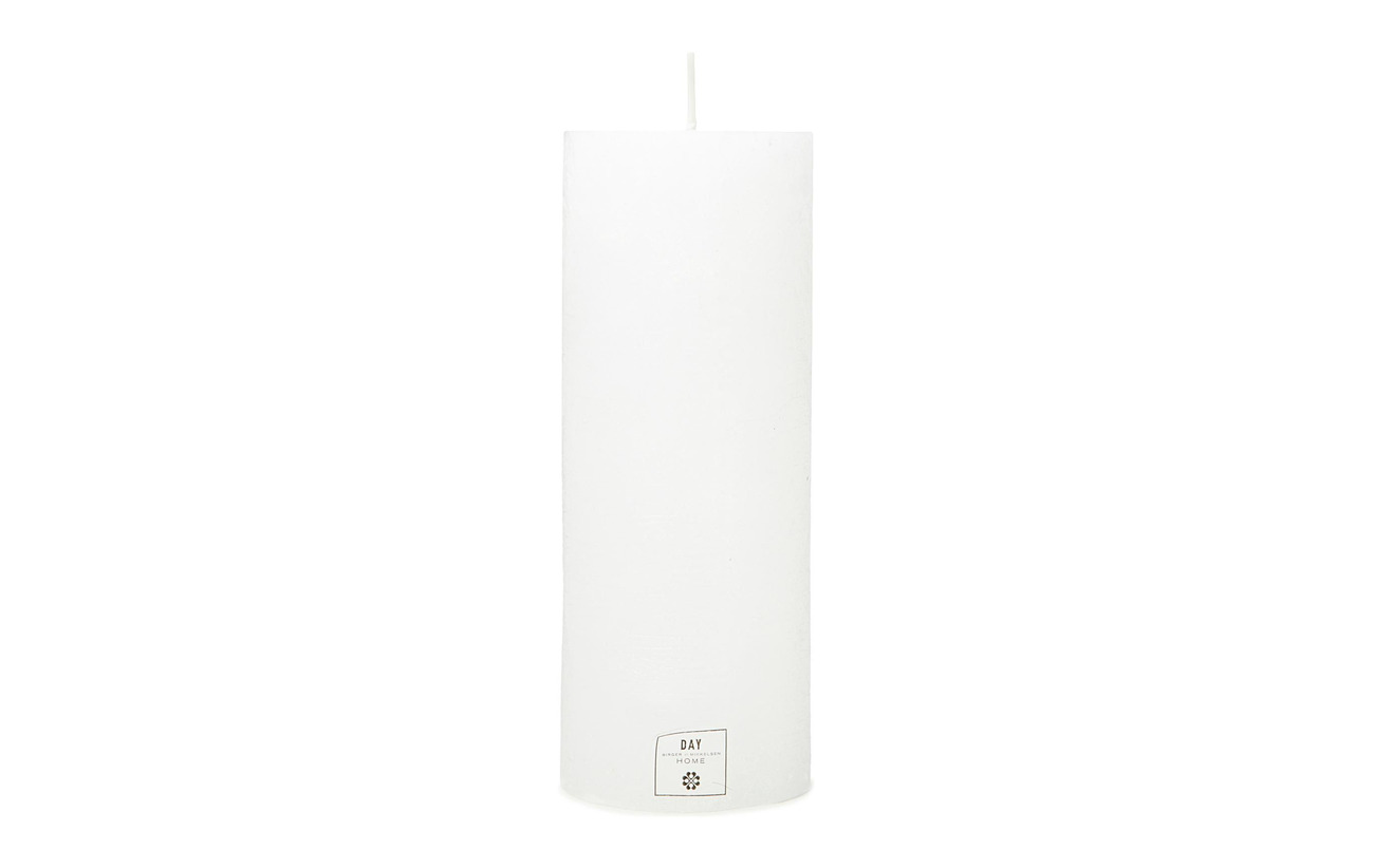 DAY Home Candle - WHITE