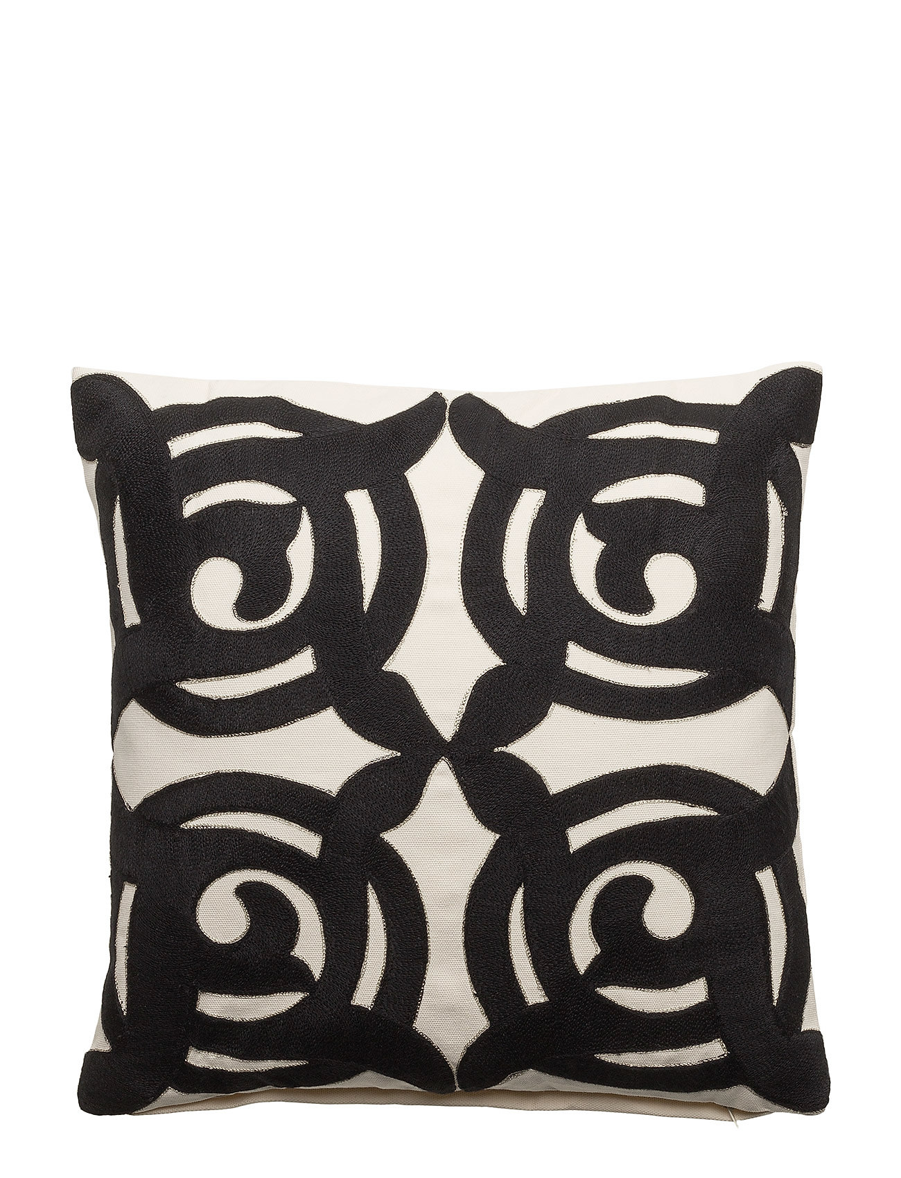 DAY Home Artzy, Cushion Cover - BLACK/NATURAL