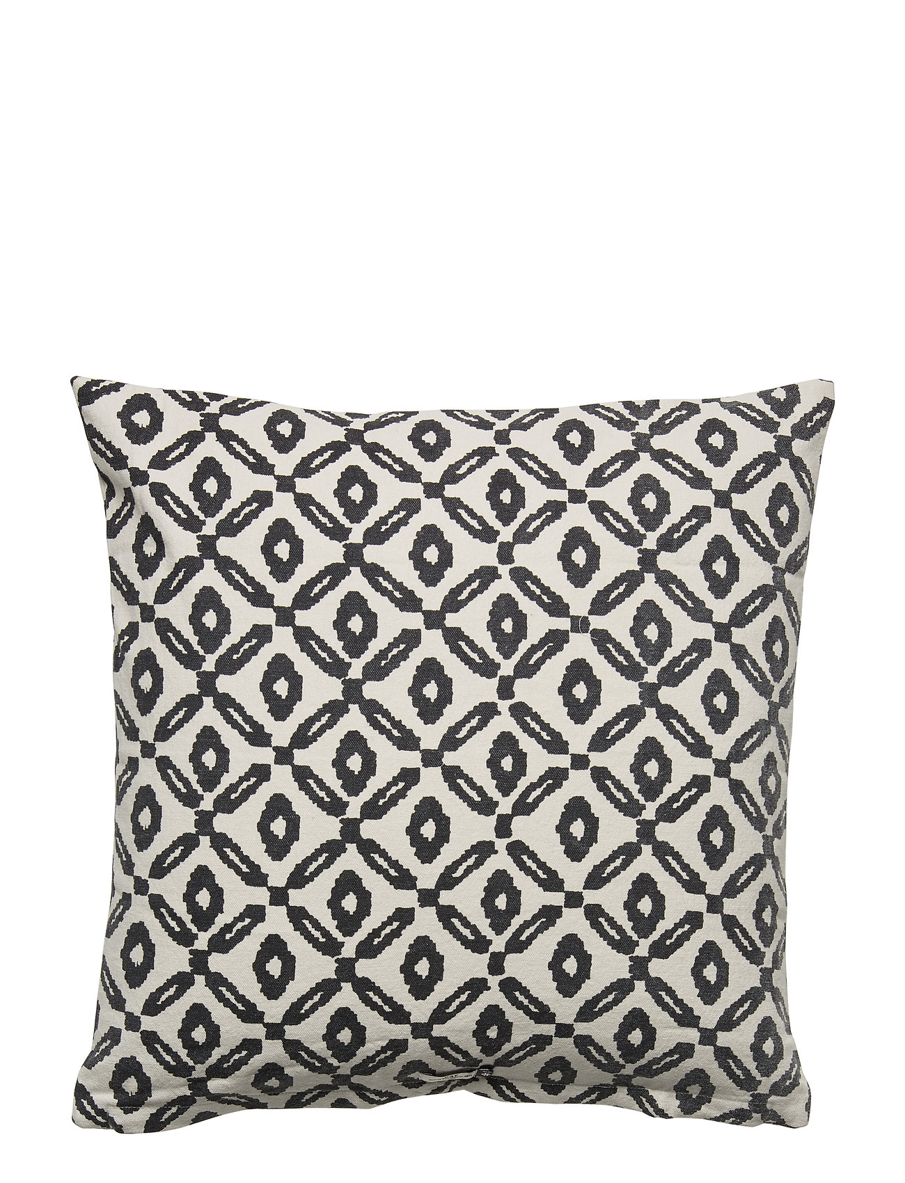 DAY Home Day Printed Canvas Cushion Cover - BLACK/WHITE, PRINTED