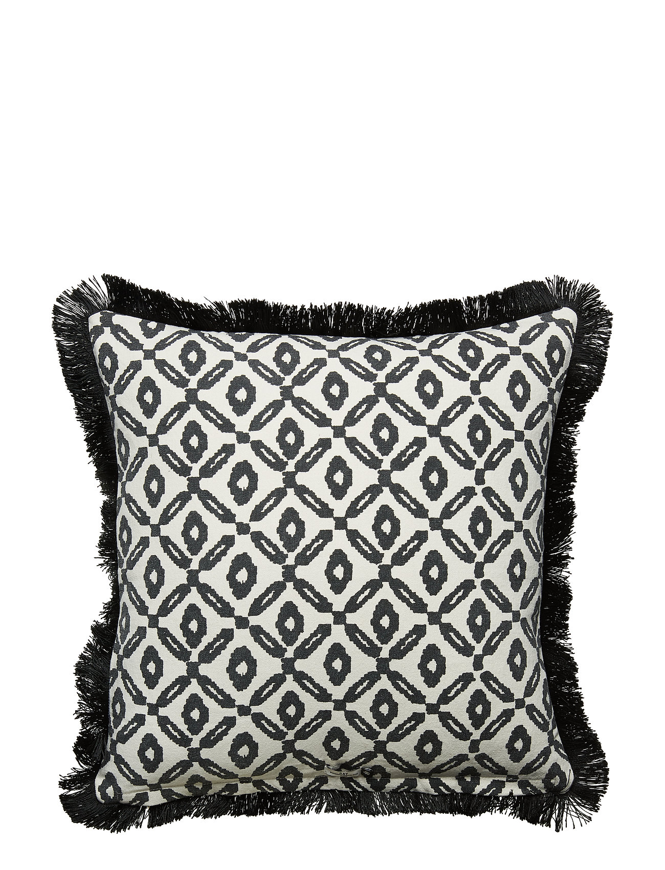 DAY Home Day Printed Cushion Cover - BLACK/WHITE, PRINTED
