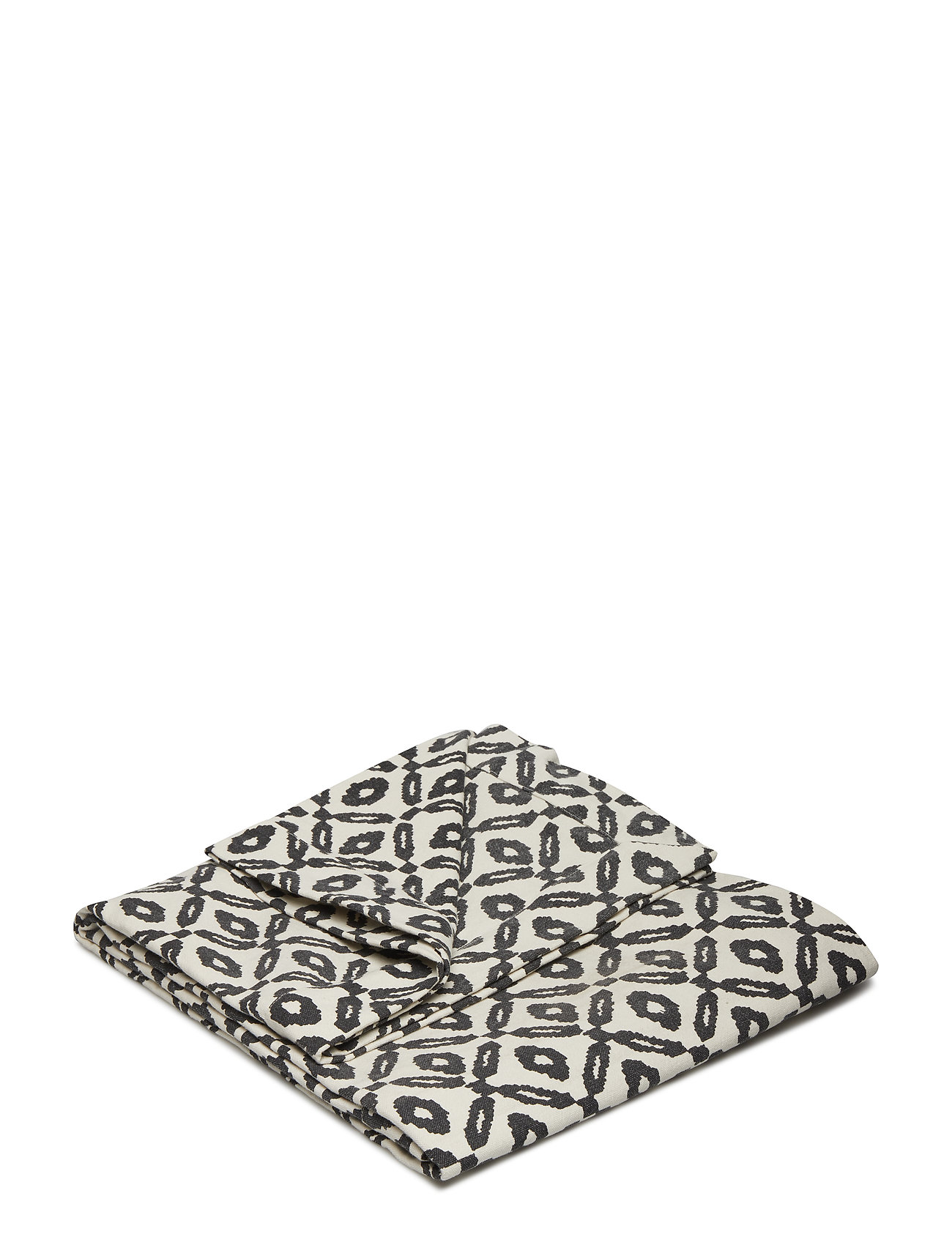 DAY Home Day Printed Canvas blanket - BLACK/WHITE, PRINTED
