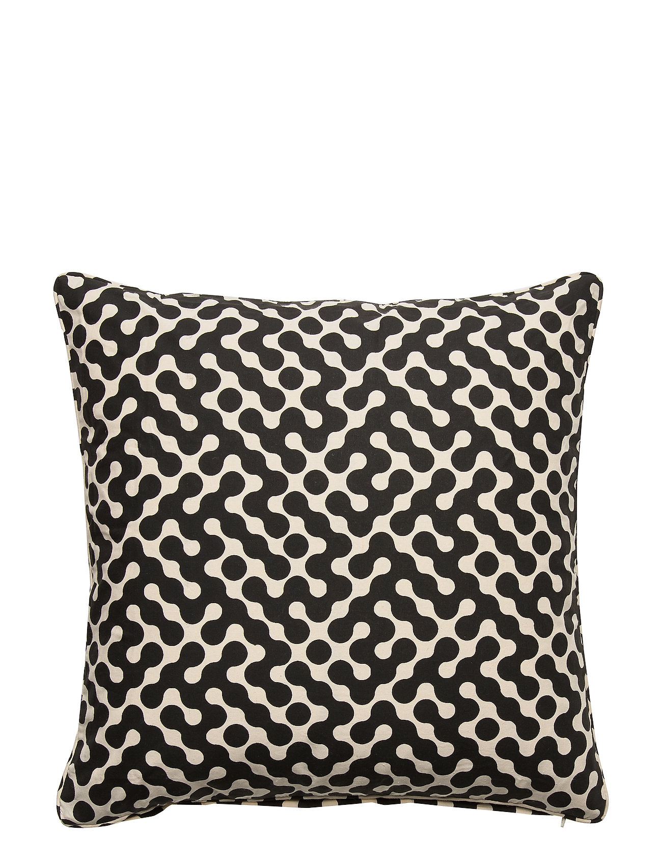 DAY Home Day Blob Cushion Cover - BLACK/WHITE