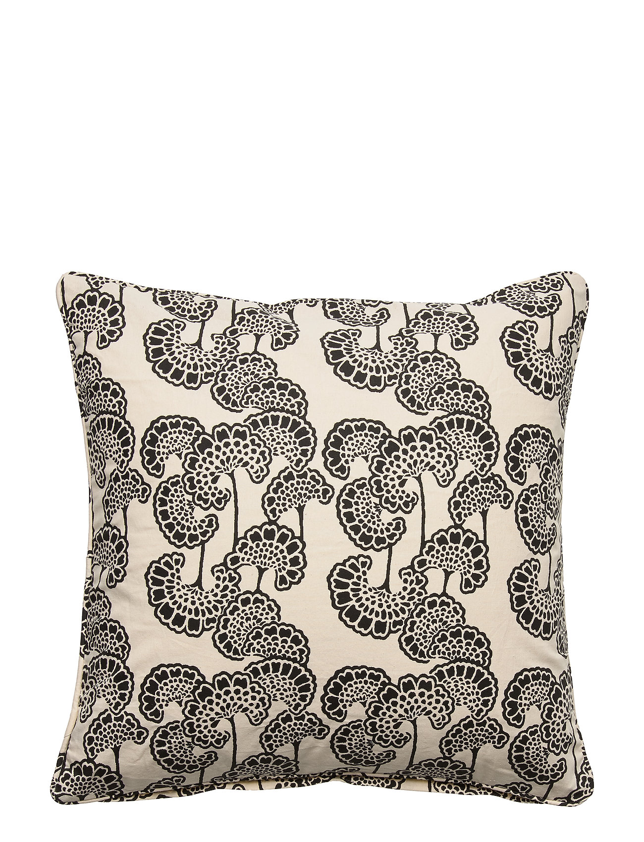 DAY Home Day Waterlily Black Cushion Cover - BLACK/WHITE