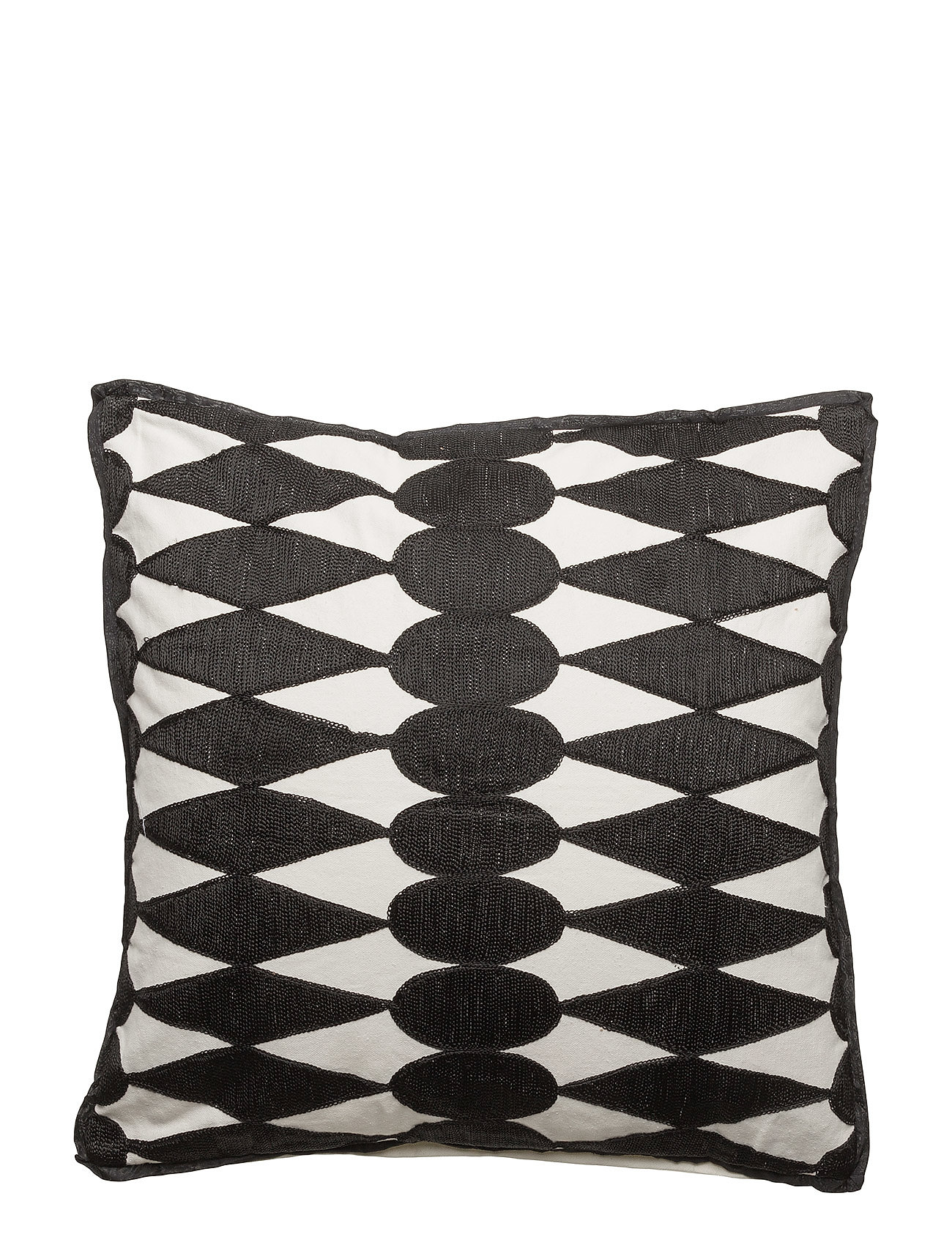 DAY Home Iman Cushion Cover - BLACK/ WHITE