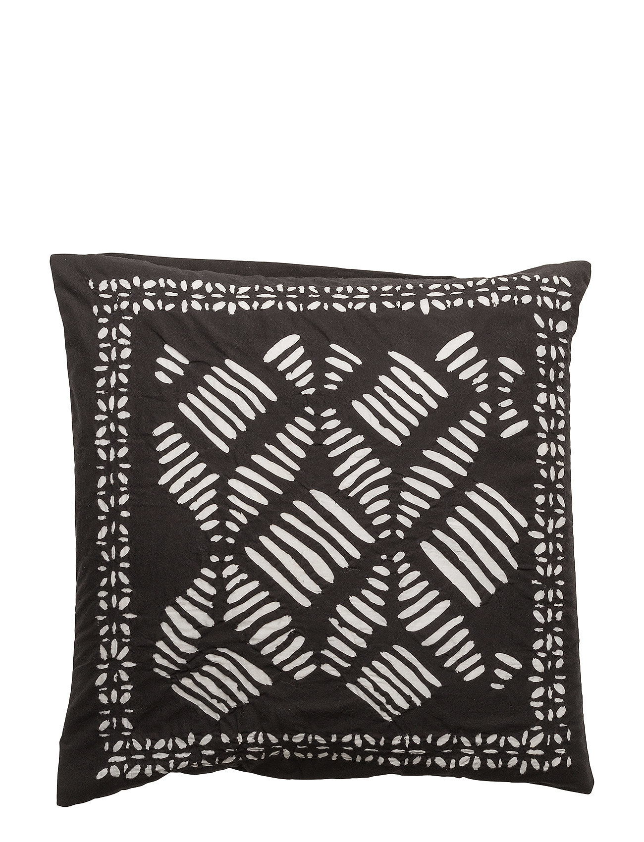 DAY Home Strictly Applique, Cushion Cover - BLACK/WHITE