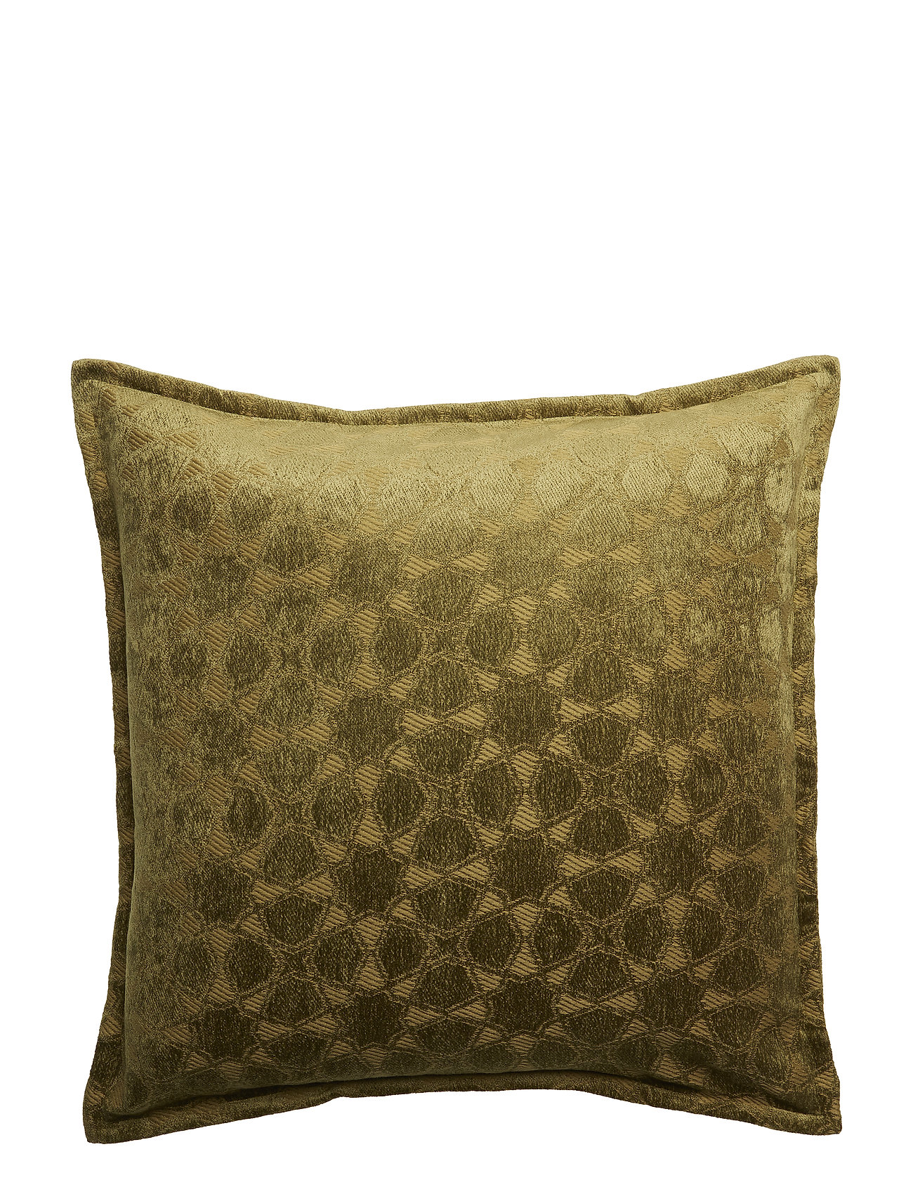 DAY Home Day Mahal Chenille piping Cushion Cover - MOSS
