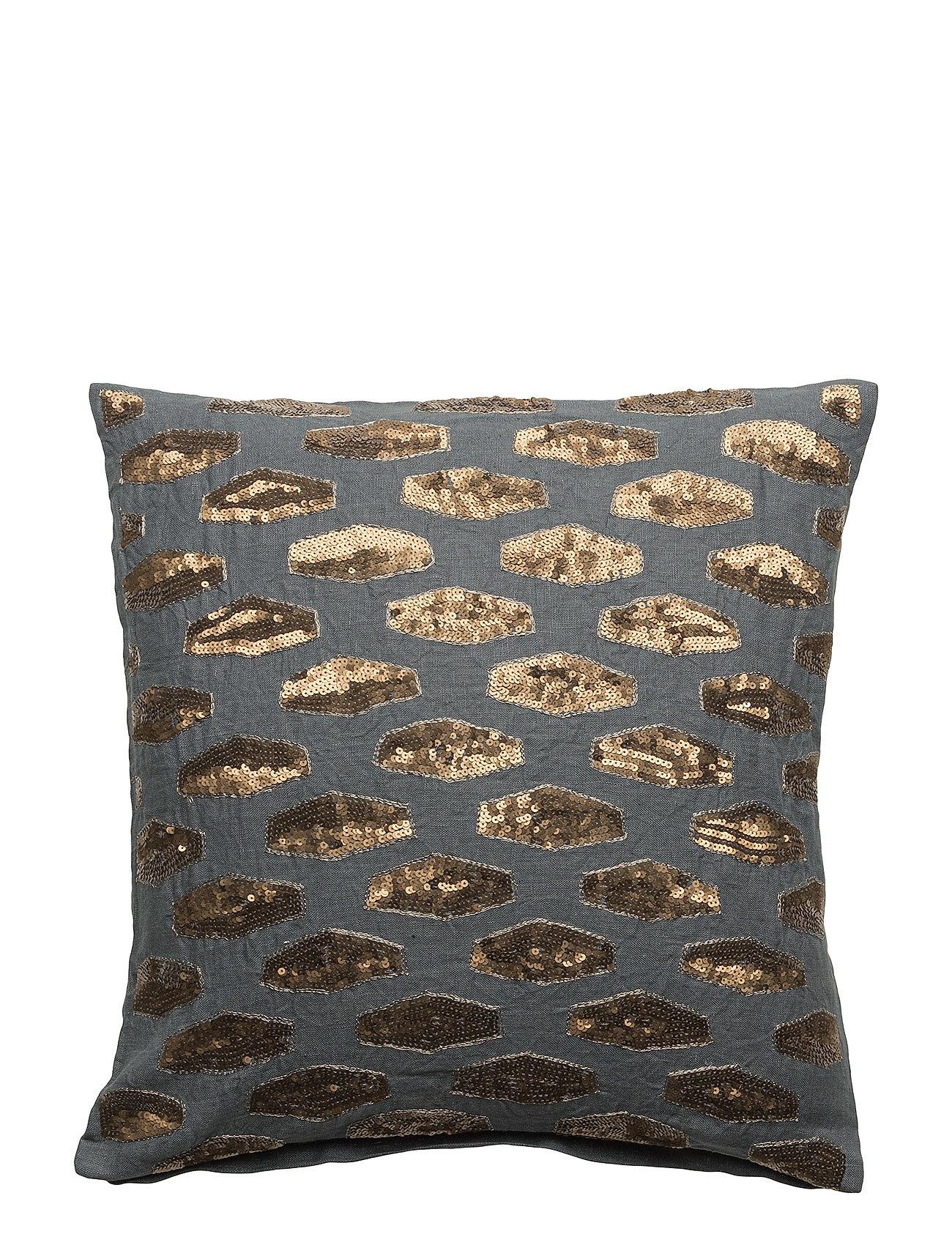 DAY Home Fifties Cushion Cover - AGATH GREEN
