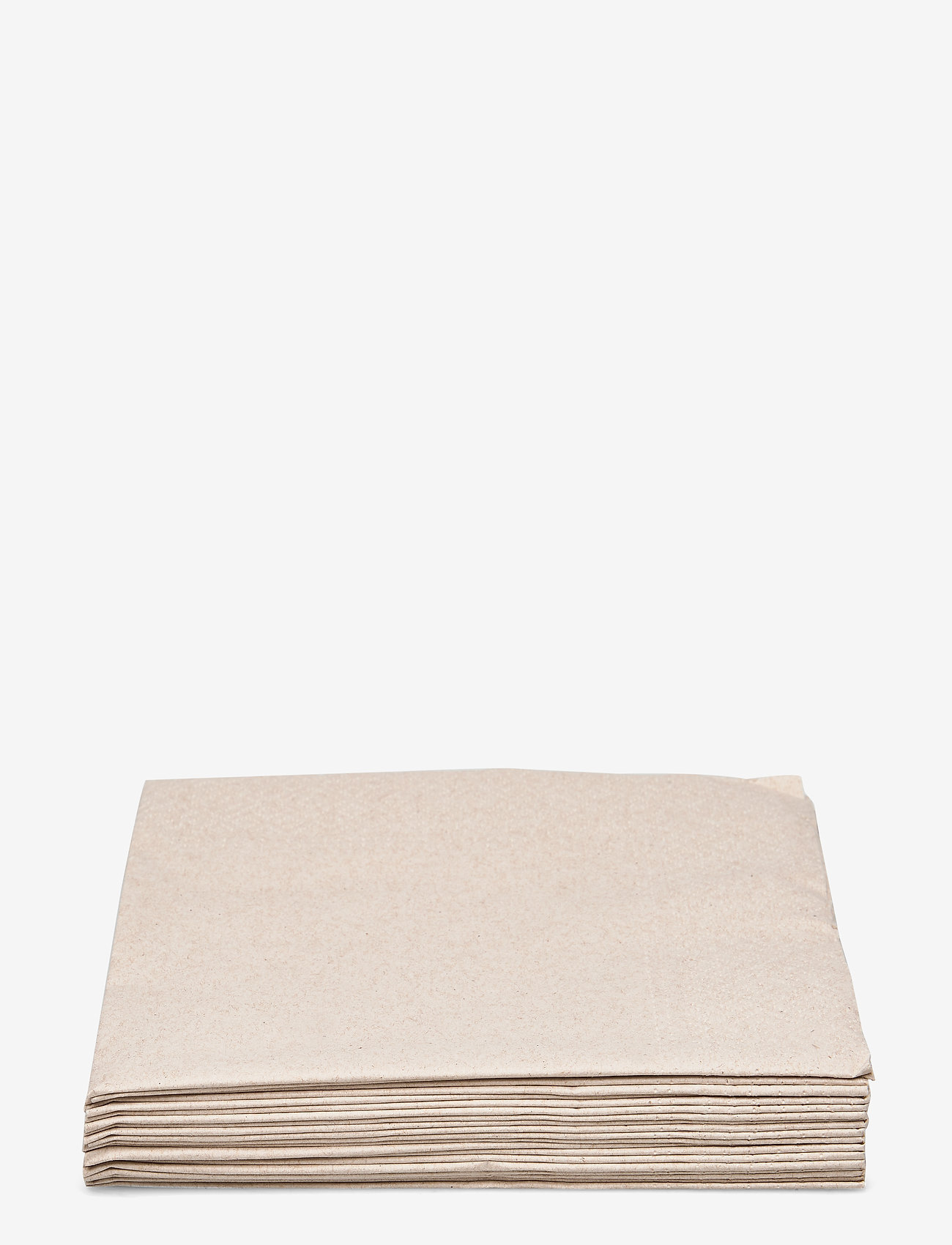 DAY Home - Day Paper Napkin, Eat/Dance/Sleep - napkins - brown - 1