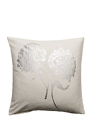 Day Bold Flower Cushion cover - WHITE