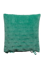 Day Velvet  Cushion cover- quilted - VIRDIS