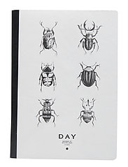 Day Notebook - WHITE/BLACK