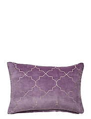 Day Princess Velvet Cushion Cover - LILAC