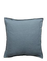 Lino Cushion Cover - WINTER LAKE
