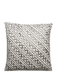 Tiny Mirror Cushion Cover - NAT. WHITE. MIRRORS