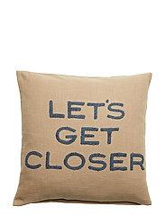 Day Lets get´closer Cushion Cover - SAFARI
