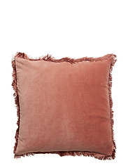 Day Cushion Cover Fringes - KISS