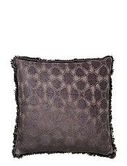 Day Mahal Kitkat Cushion Cover Fringes - KITKAT