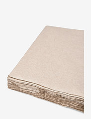 DAY Home - Day Paper Napkin, Eat/Dance/Sleep - napkins - brown - 2