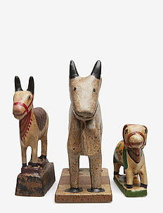 Day Animals, set of 3pcs - MULTI