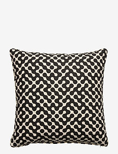 Day Blob Cushion Cover - kuddfodral - black/white