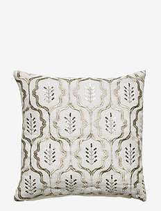 Day Columbine Cushion Cover Natural White - poszewki na poduszki ozdobne - natural white