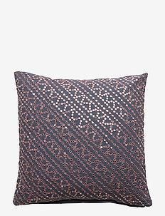 Tiny Mirror (Night Sky) Cushion Cover - NIGHT SKY. MIRRORS