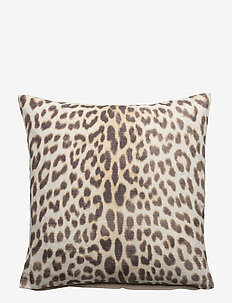 Panter cushion cover - kuddfodral - panter