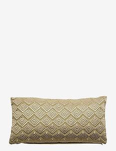 Day Phulkari Cushion - poduszki ozdobne - moss
