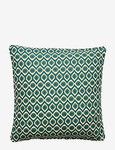 Day Modern Cushion Cover - poszewki na poduszki ozdobne - deep