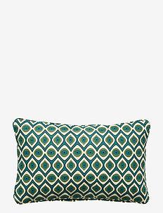 Day Modern Cushion - poszewki na poduszki ozdobne - deep