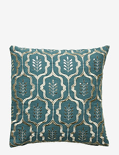 Day Columbine Cushion Cover - kuddfodral - deep