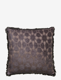 Day Mahal Kitkat Cushion Cover Fringes - kuddfodral - kitkat
