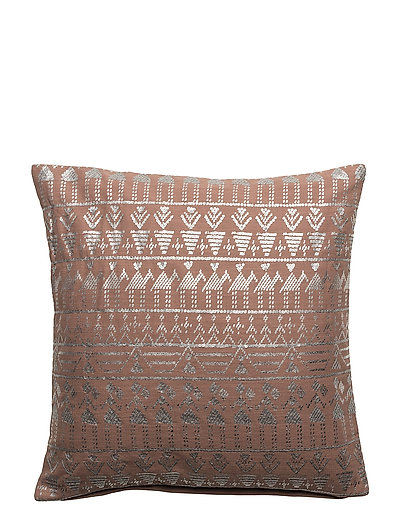 Day Ethenic Foil Cushion Cover - OMBRE