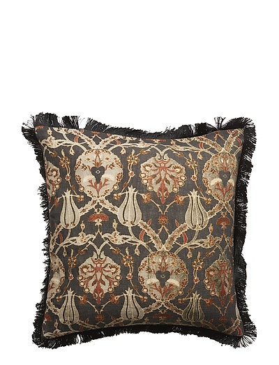 Day Pomagranate Cushion Cover - HENNA