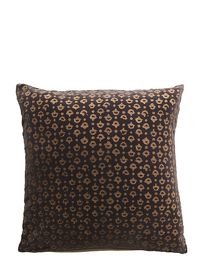 Day Dots Cushion Cover - UNBLACK