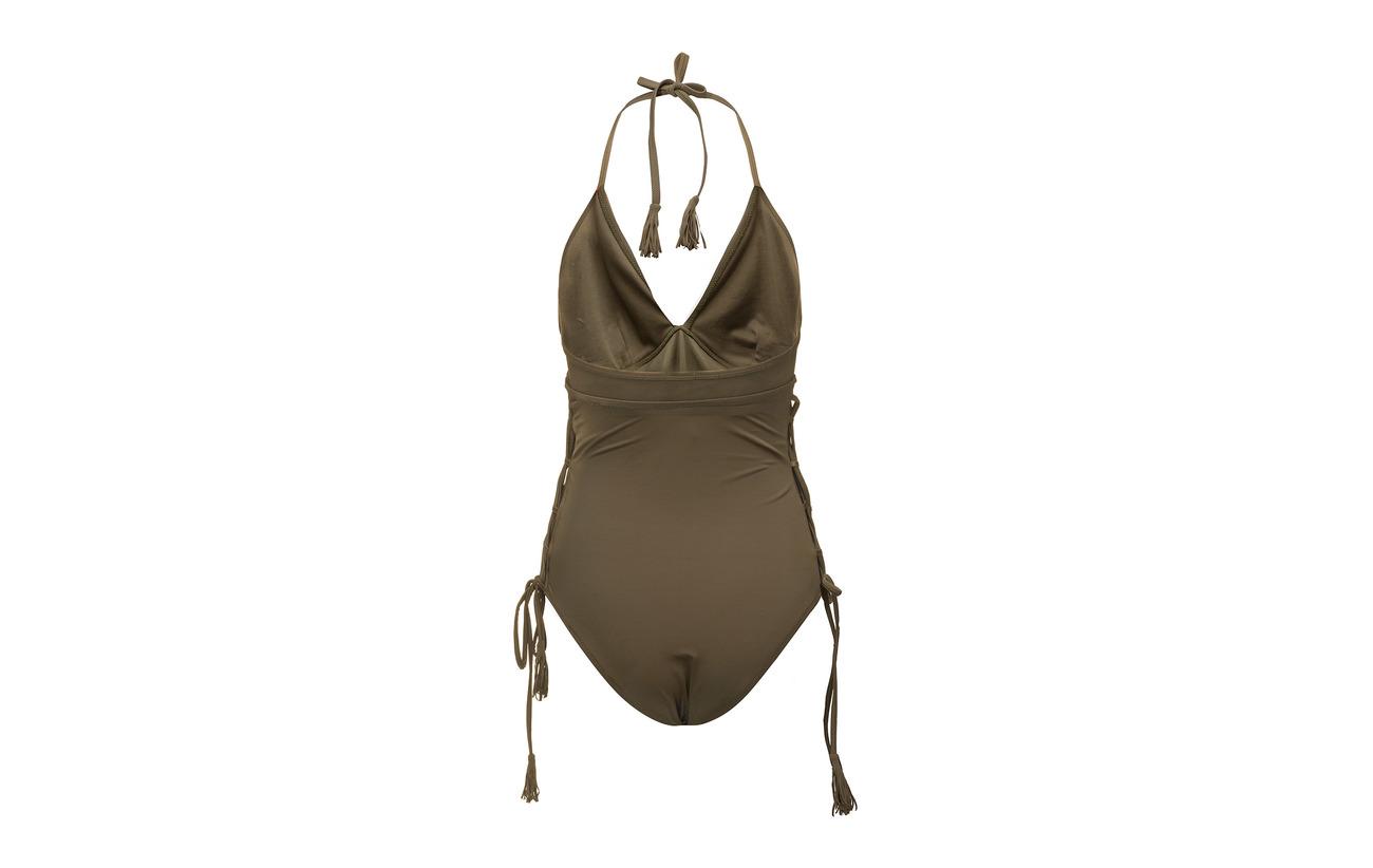 Et Wave Mikkelsen Day Nylon Swimsuit 15 Birger Elastane 85 Soldier S55Cwq1P