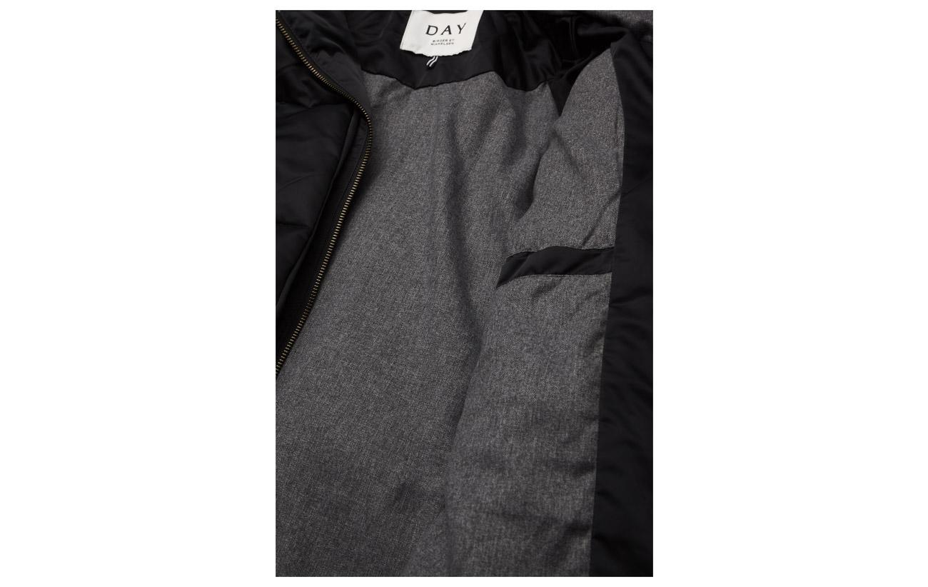 Et Birger Day 100 Justine Inner Extérieure Polyester Mikkelsen Black Coquille Doublure 5gqndSwqfr