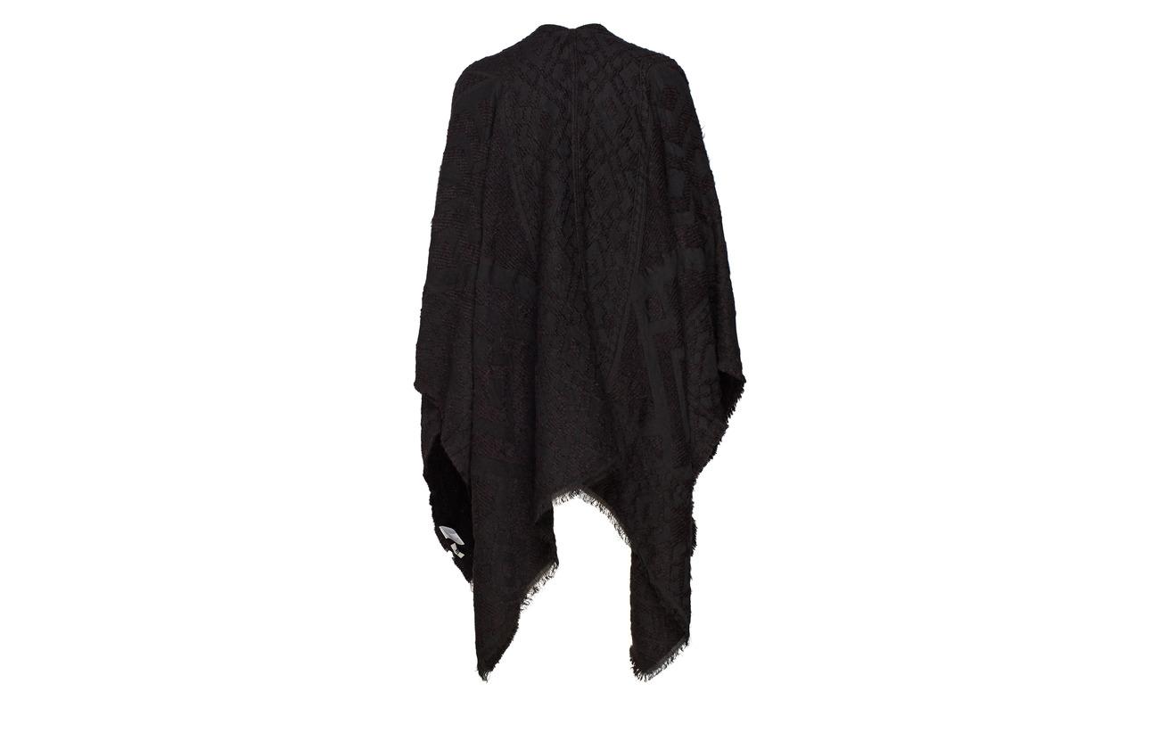 Birger Black Laine Acrylique Day Shawl Mikkelsen Barbara 25 40 Coton Et 20 X4RdwqxZ