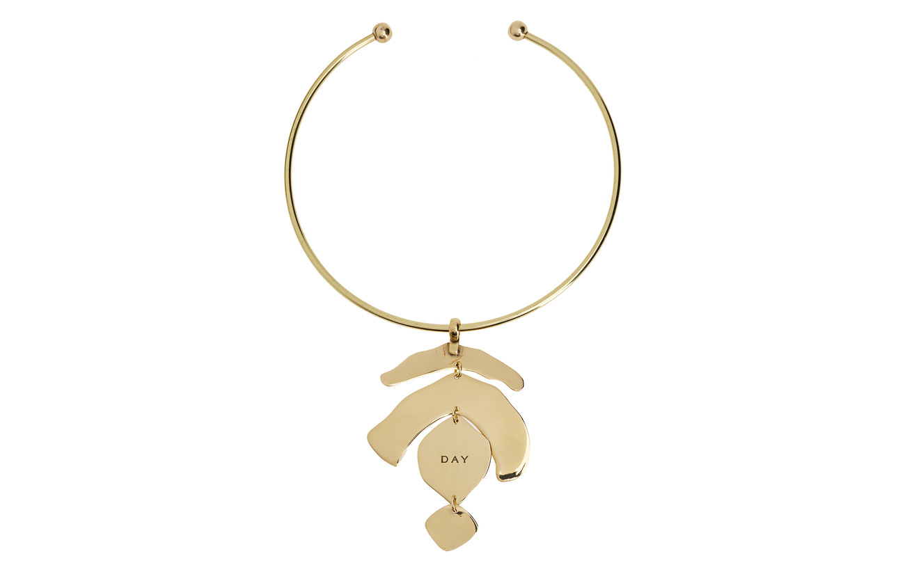 Day Birger et Mikkelsen Day Altin Necklace - RICH GOLD