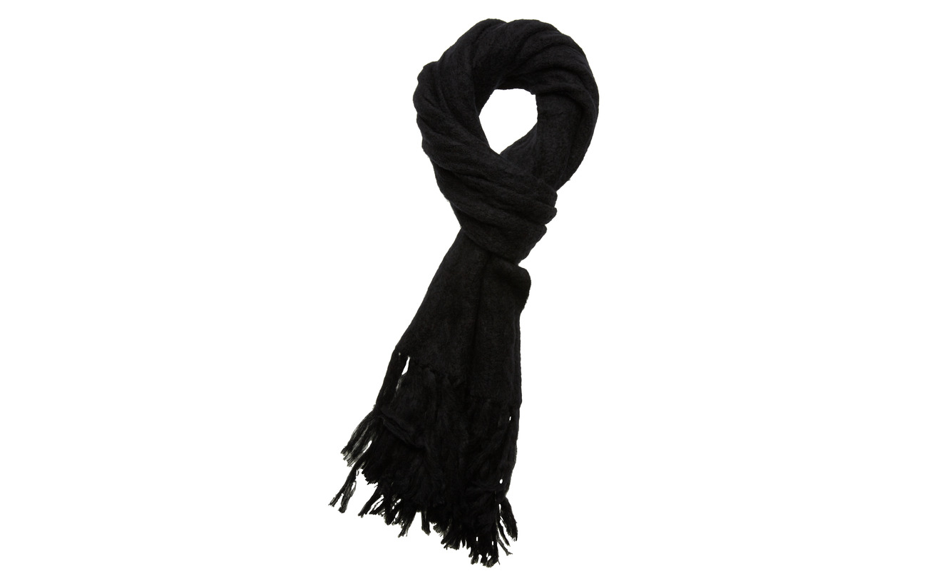 Day Birger et Mikkelsen Day Spry Scarf - BLACK