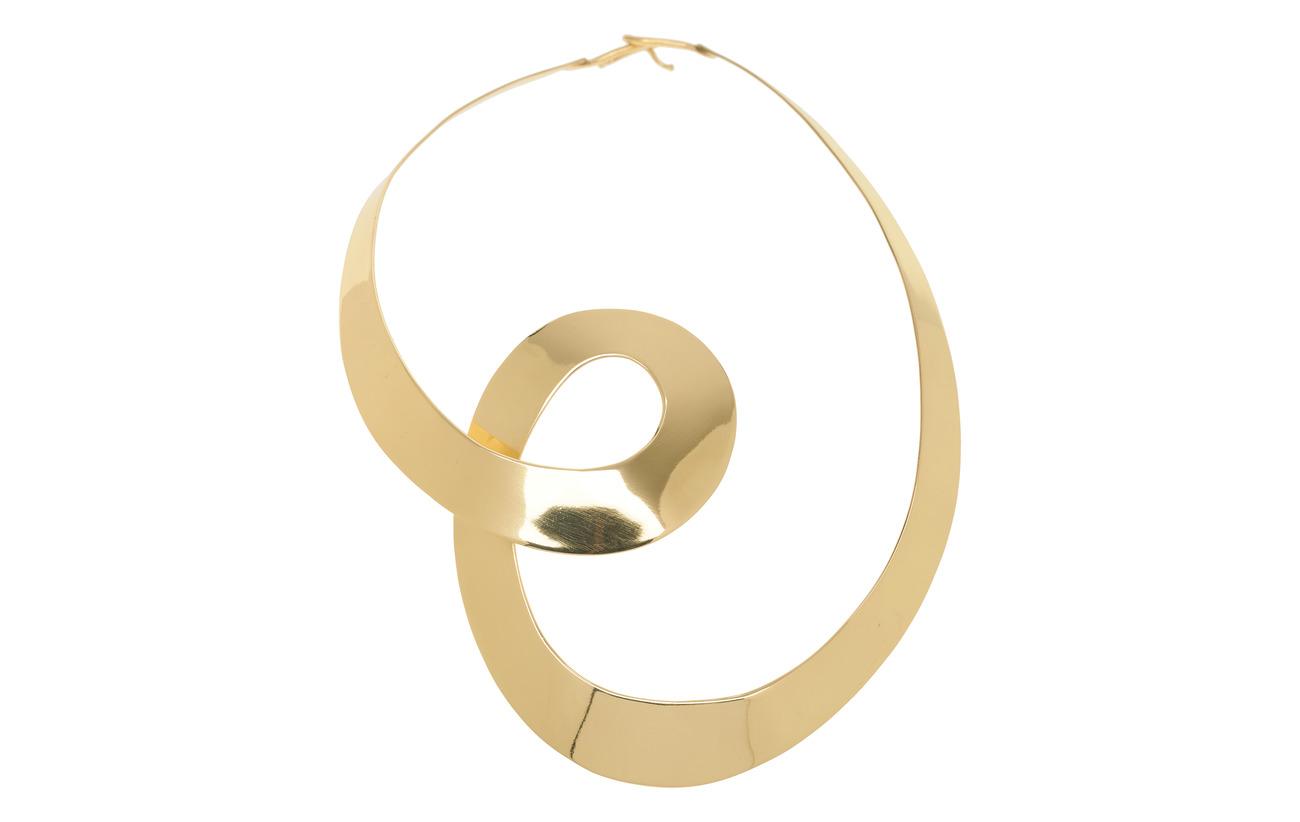 Day Birger et Mikkelsen DAY Spiral Necklace - RICH GOLD