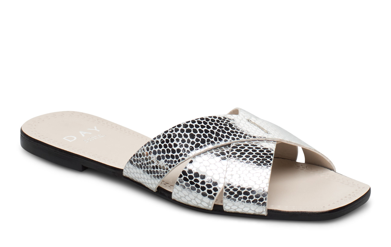 Day Birger et Mikkelsen DAY Spring Sandals - SILVER