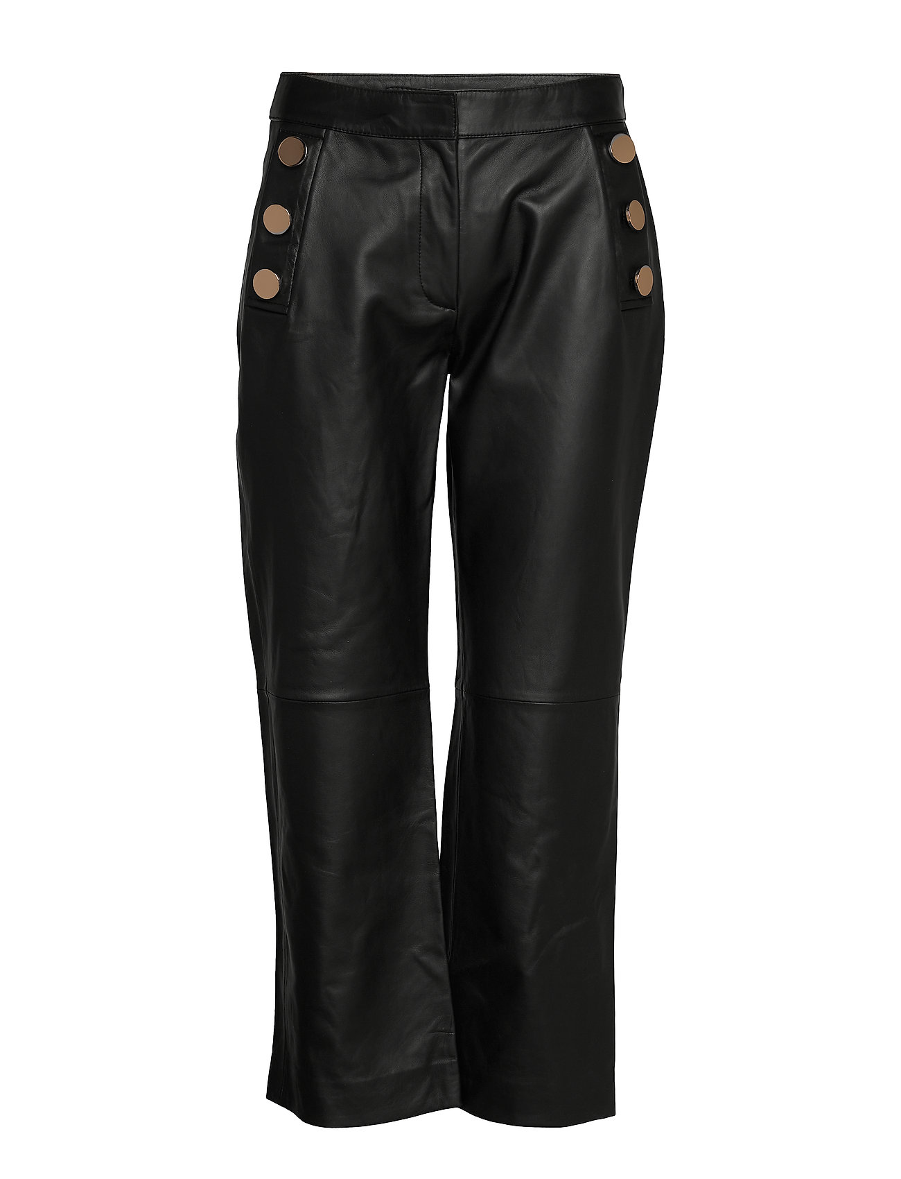 Image of Day Scilla Leather Leggings/Bukser Sort Day Birger Et Mikkelsen (3414562449)