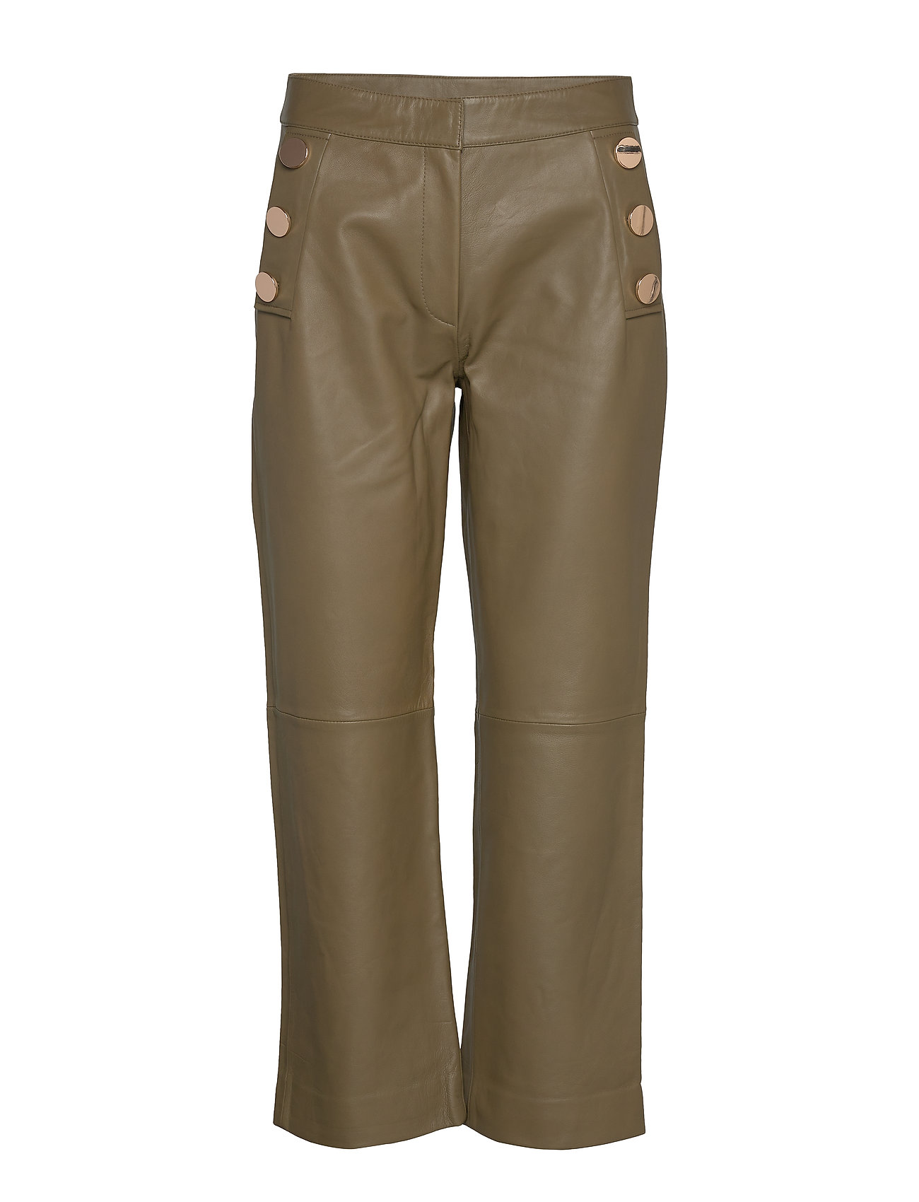 Image of Day Scilla Leather Leggings/Bukser Grøn Day Birger Et Mikkelsen (3414562447)