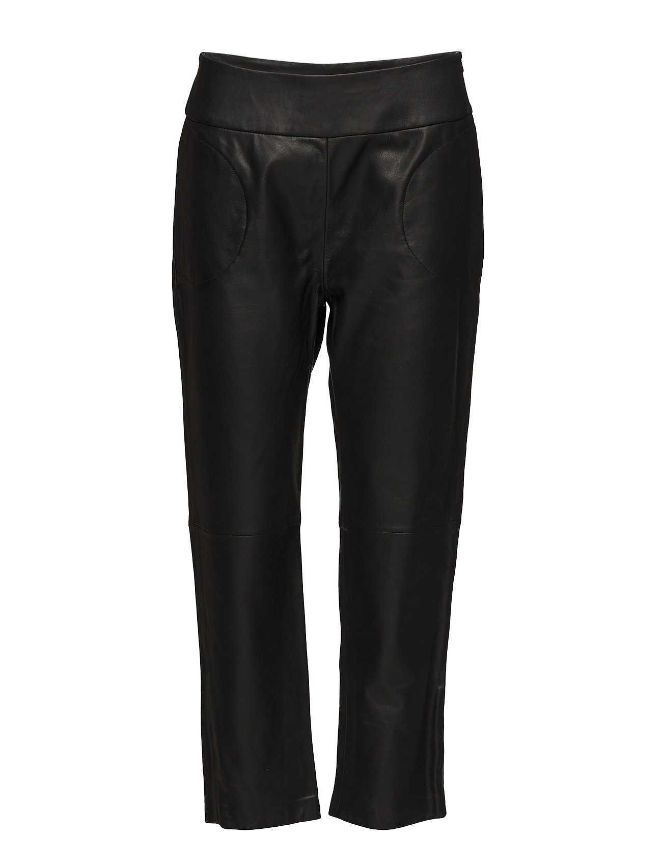 Image of Day Nissa Leather Leggings/Bukser Sort DAY BIRGER ET MIKKELSEN (3216632687)
