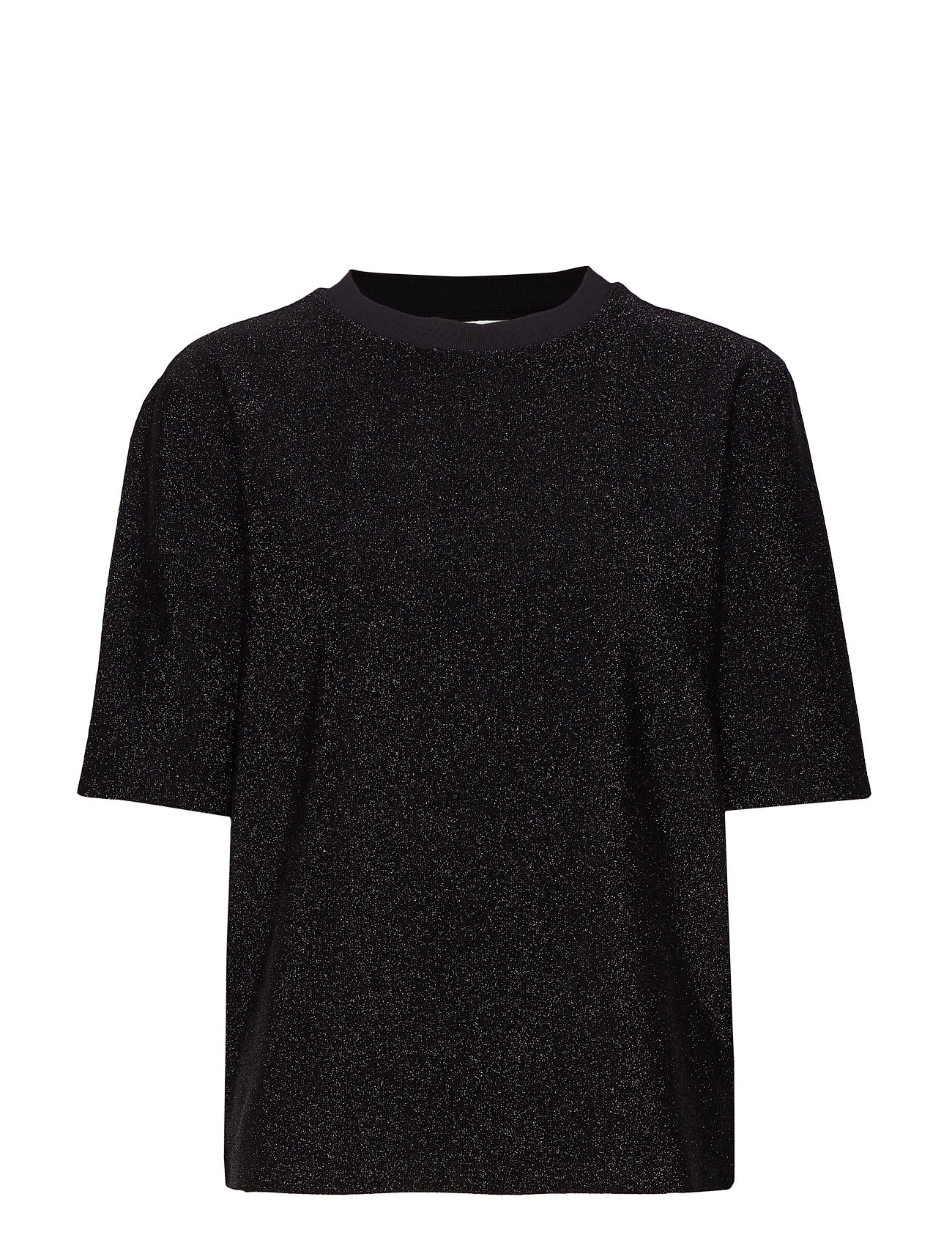 Image of Day Isik T-shirt Top Sort Day Birger Et Mikkelsen (3210820017)