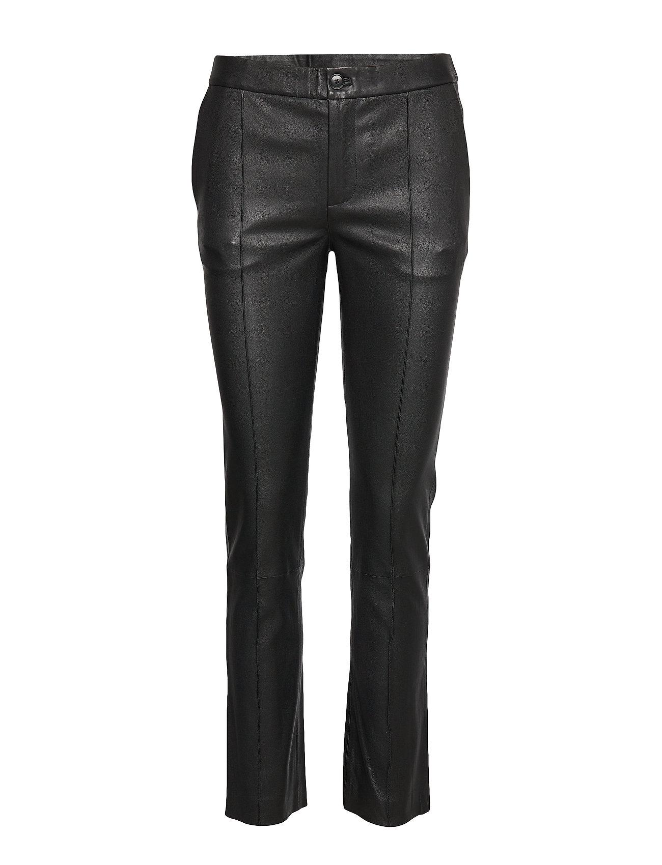 Image of Day Doguna Leather Leggings/Bukser Sort DAY BIRGER ET MIKKELSEN (3210820109)