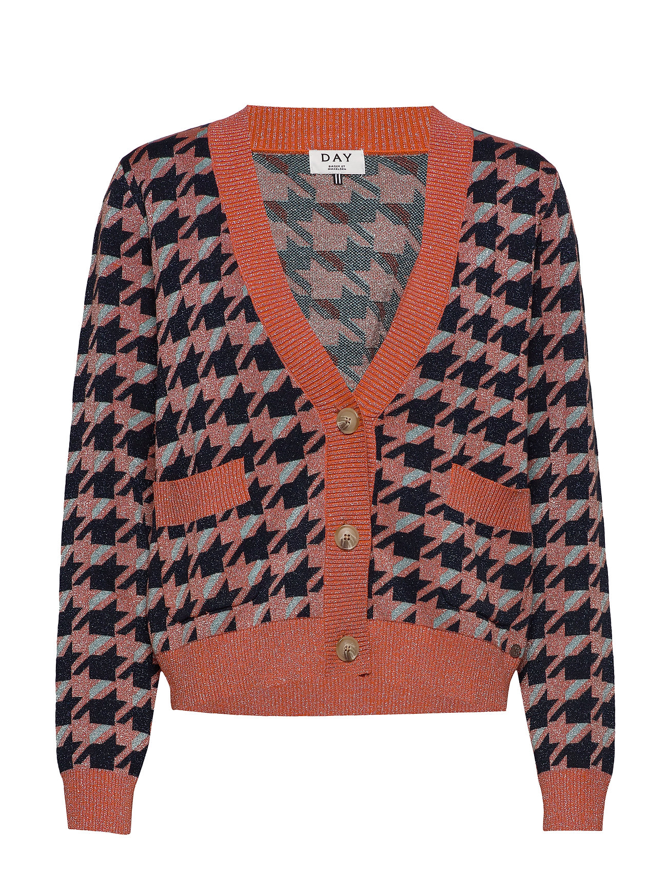 Day Birger et Mikkelsen Day Checked - LAQUE RED