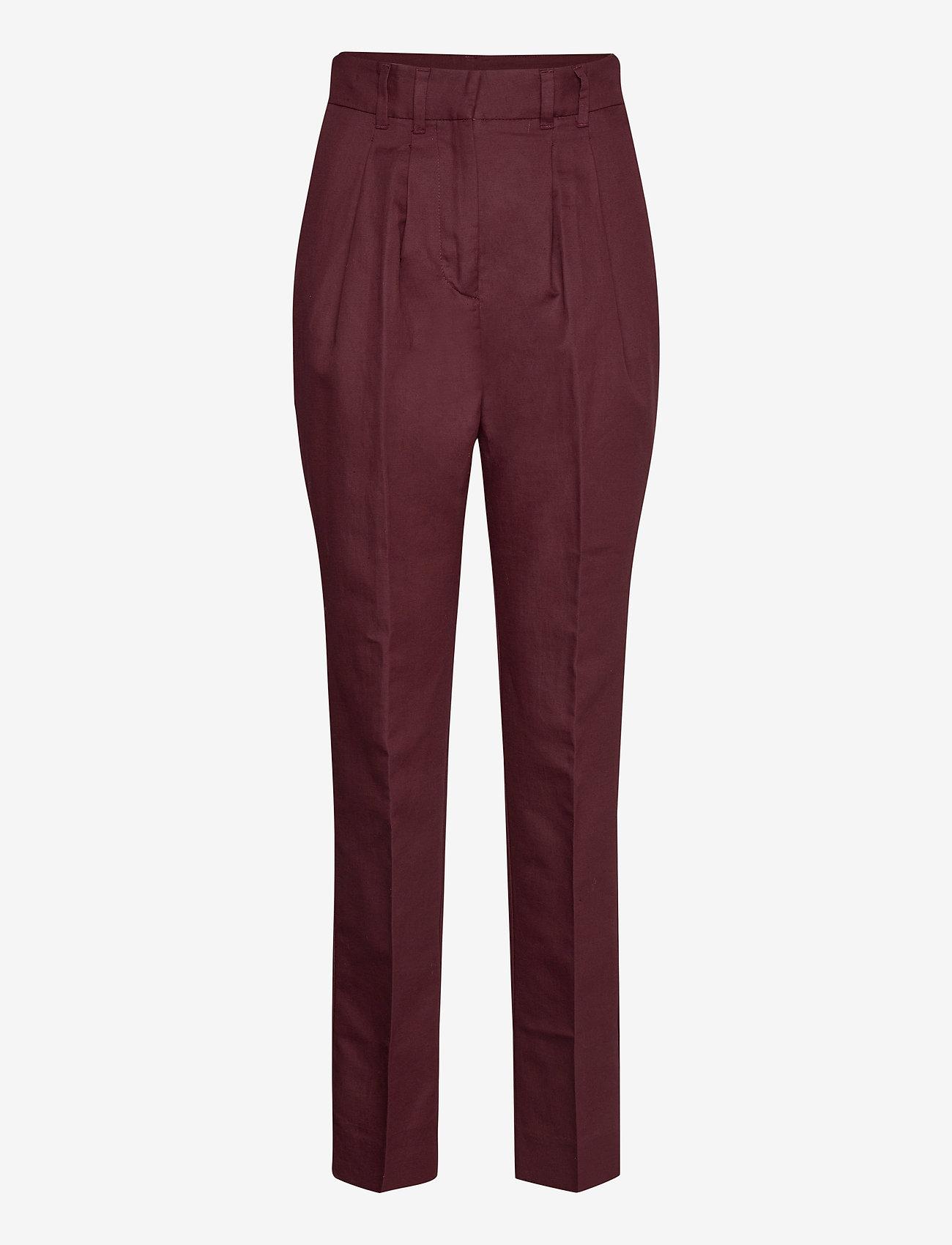 Day Birger et Mikkelsen - Day Amici - straight leg trousers - maltese - 0